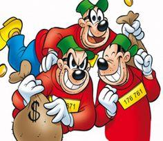penger b-gjengen