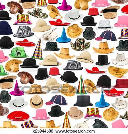 mange hatter