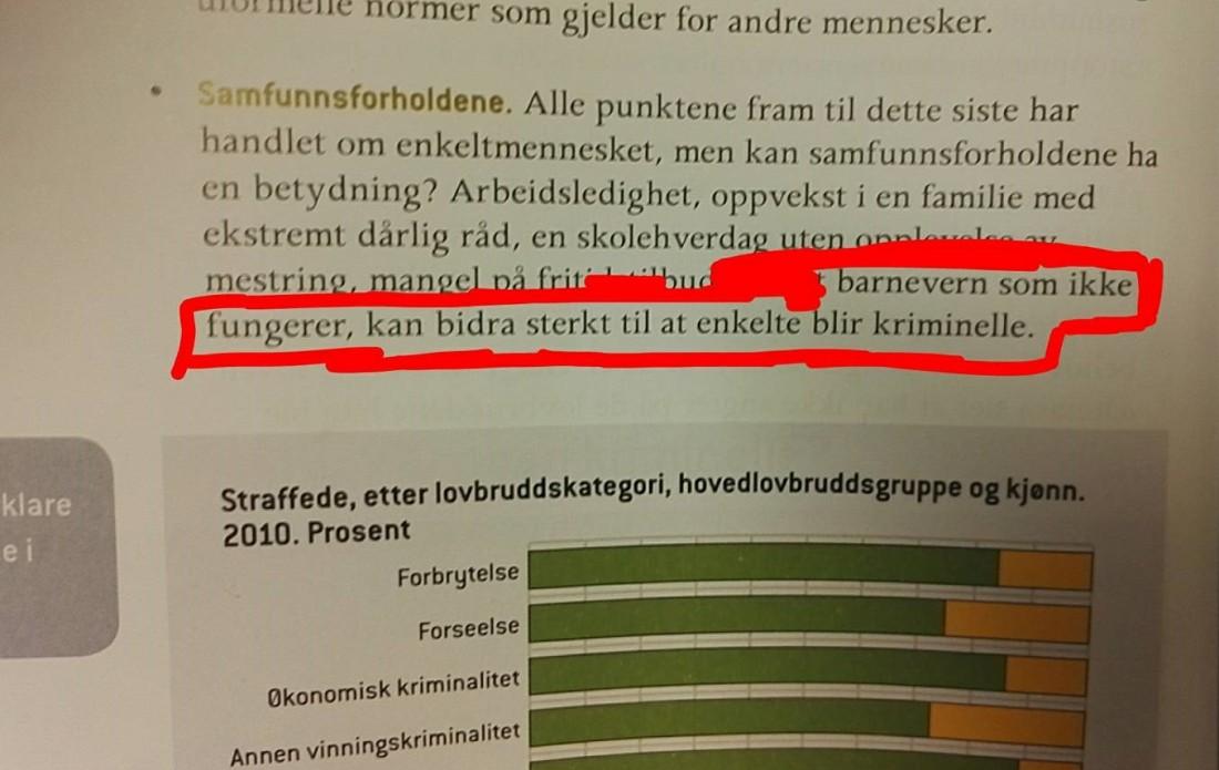 samfunnsfag bok vidregående om bv