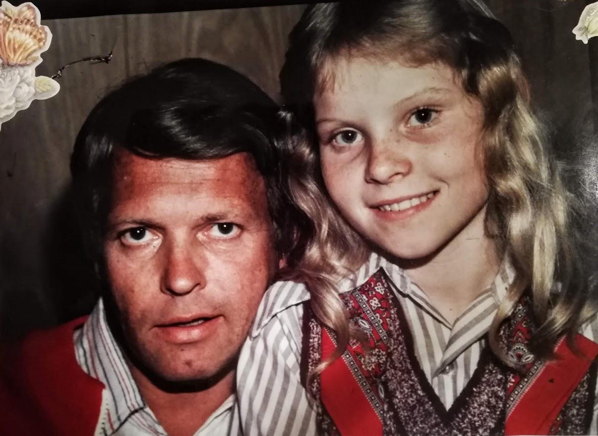 pappa og meg
