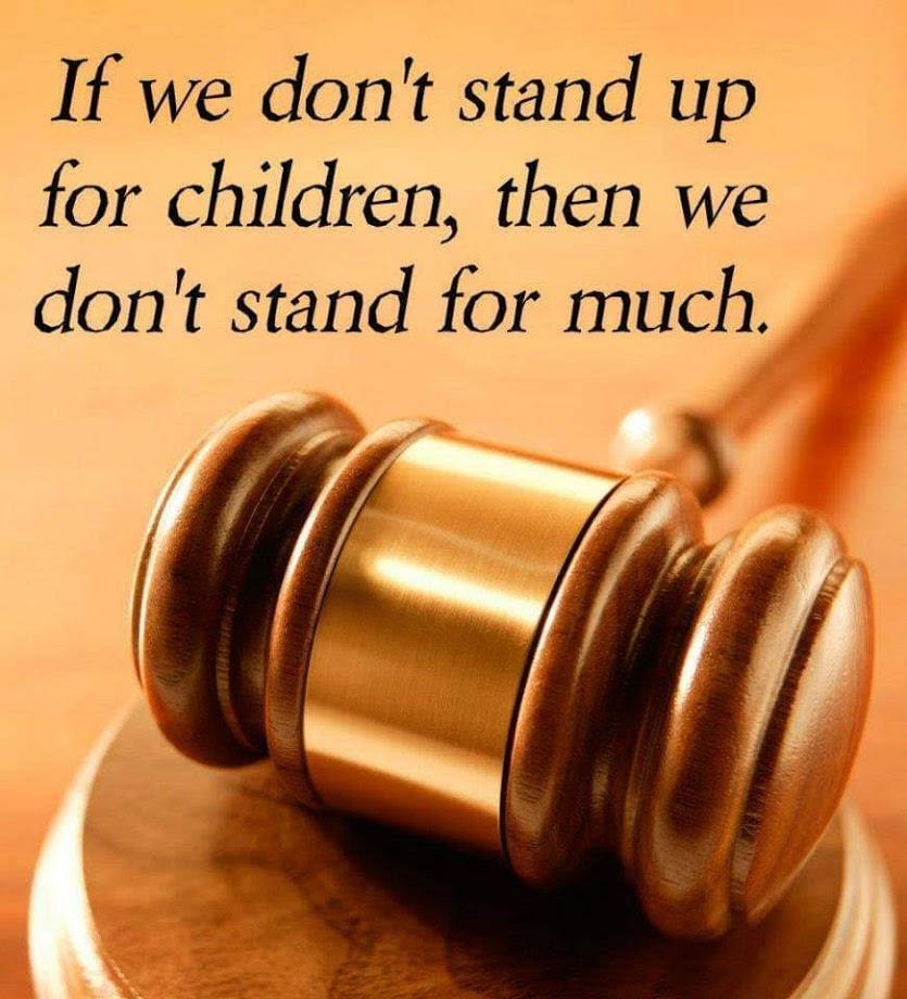 stå opp for barna våres